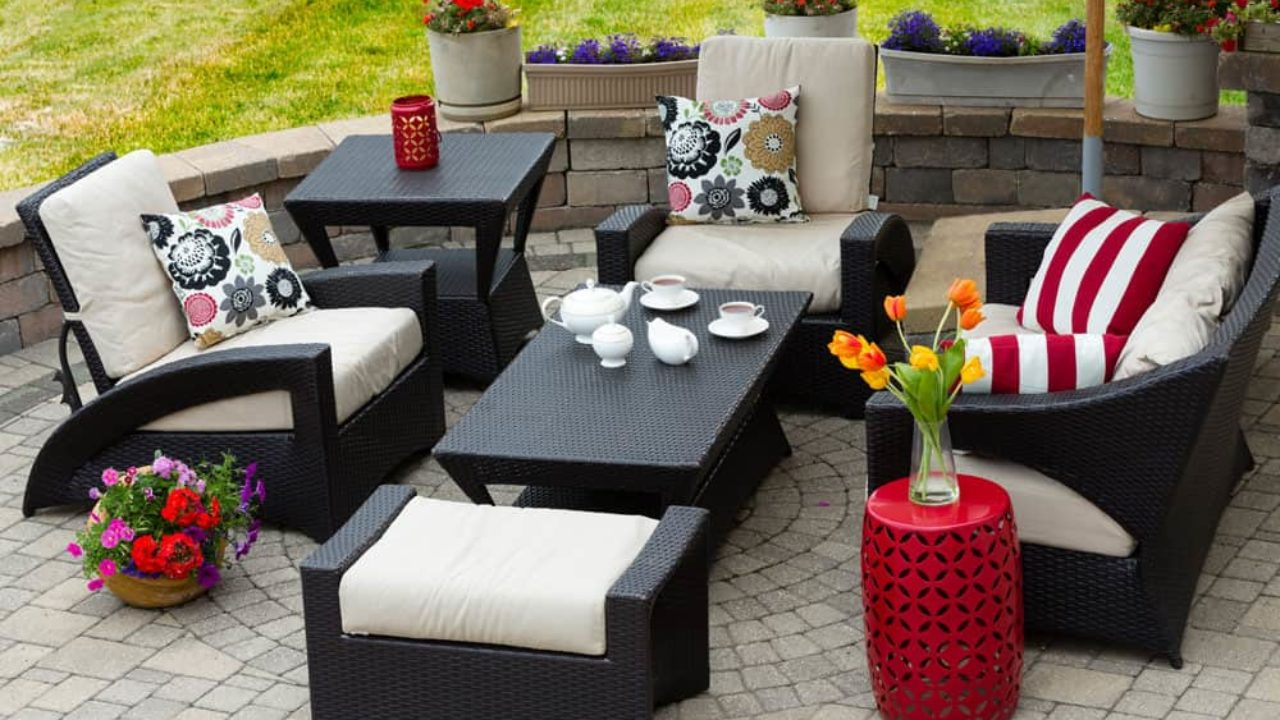 Maintaining Your Patio Furniture Doesn T Have To Take A Lot
