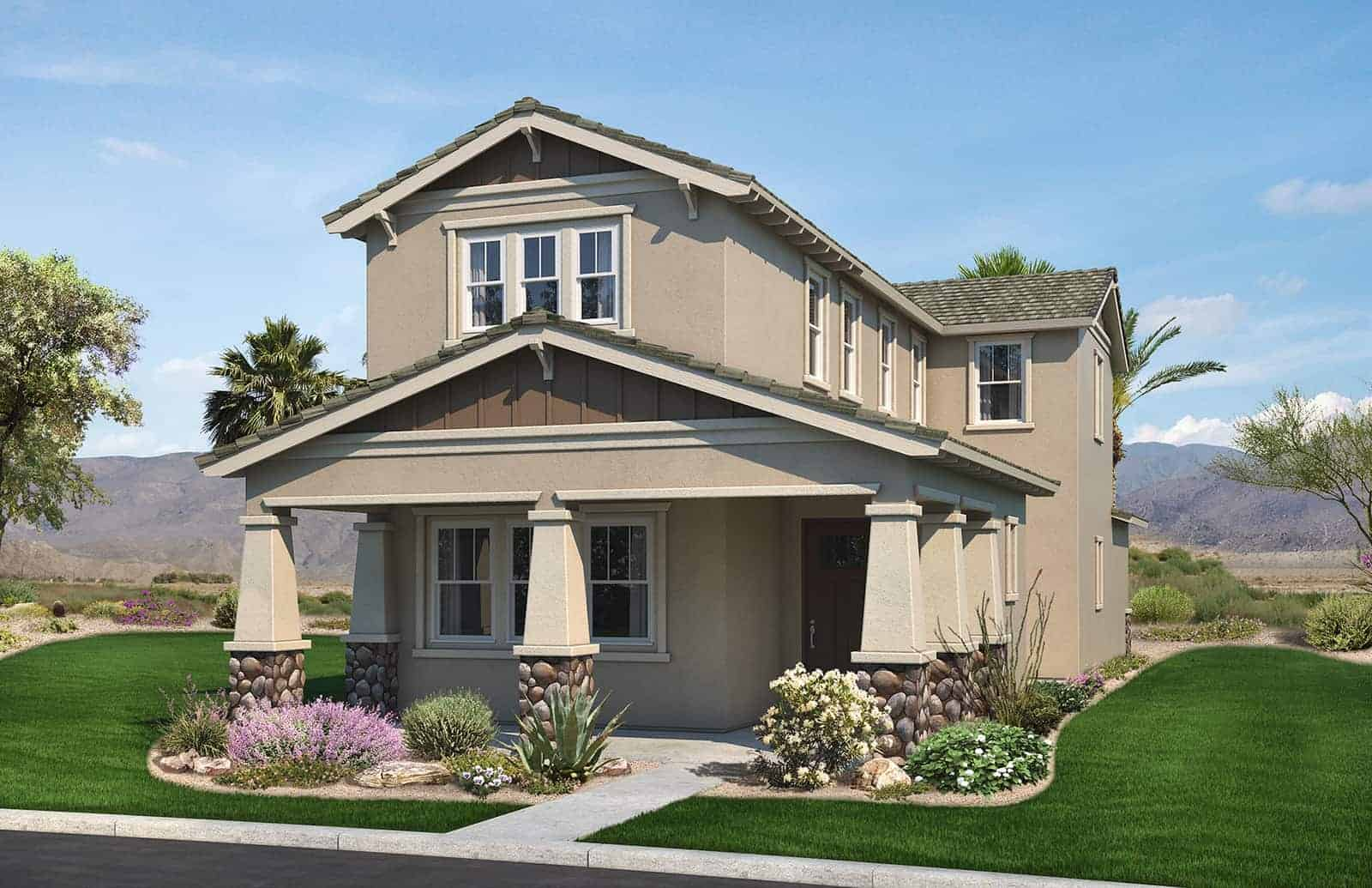 Cottages at Verrado   Residence 1   Plan A