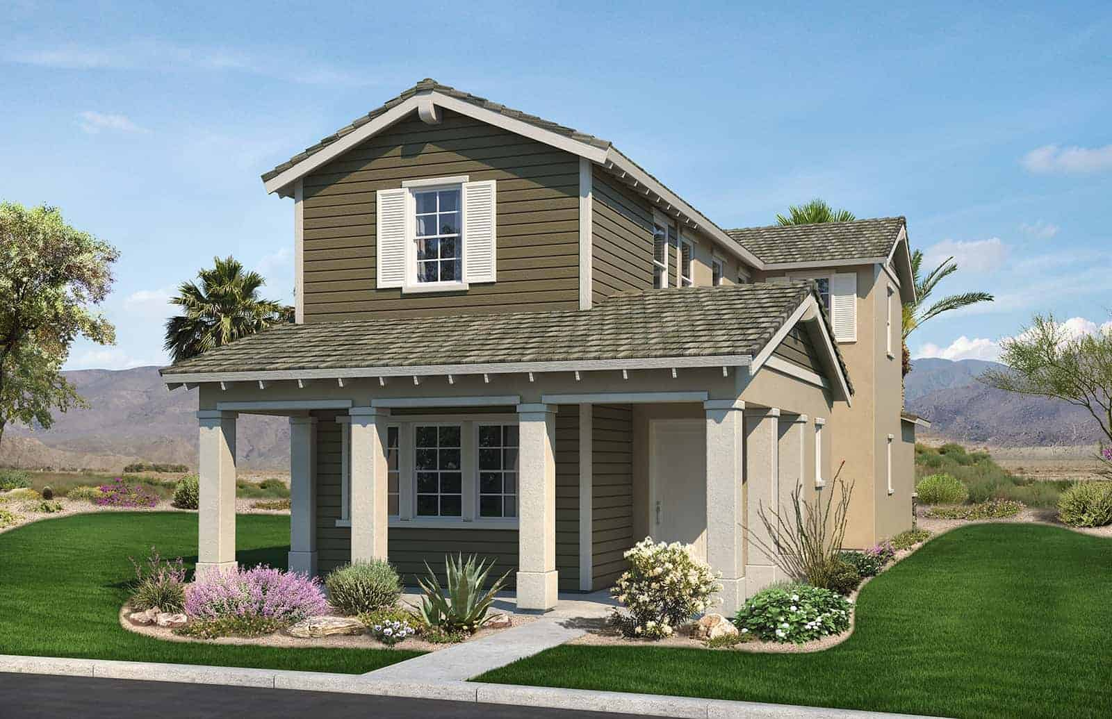 Cottages at Verrado | Residence 1 | Plan B