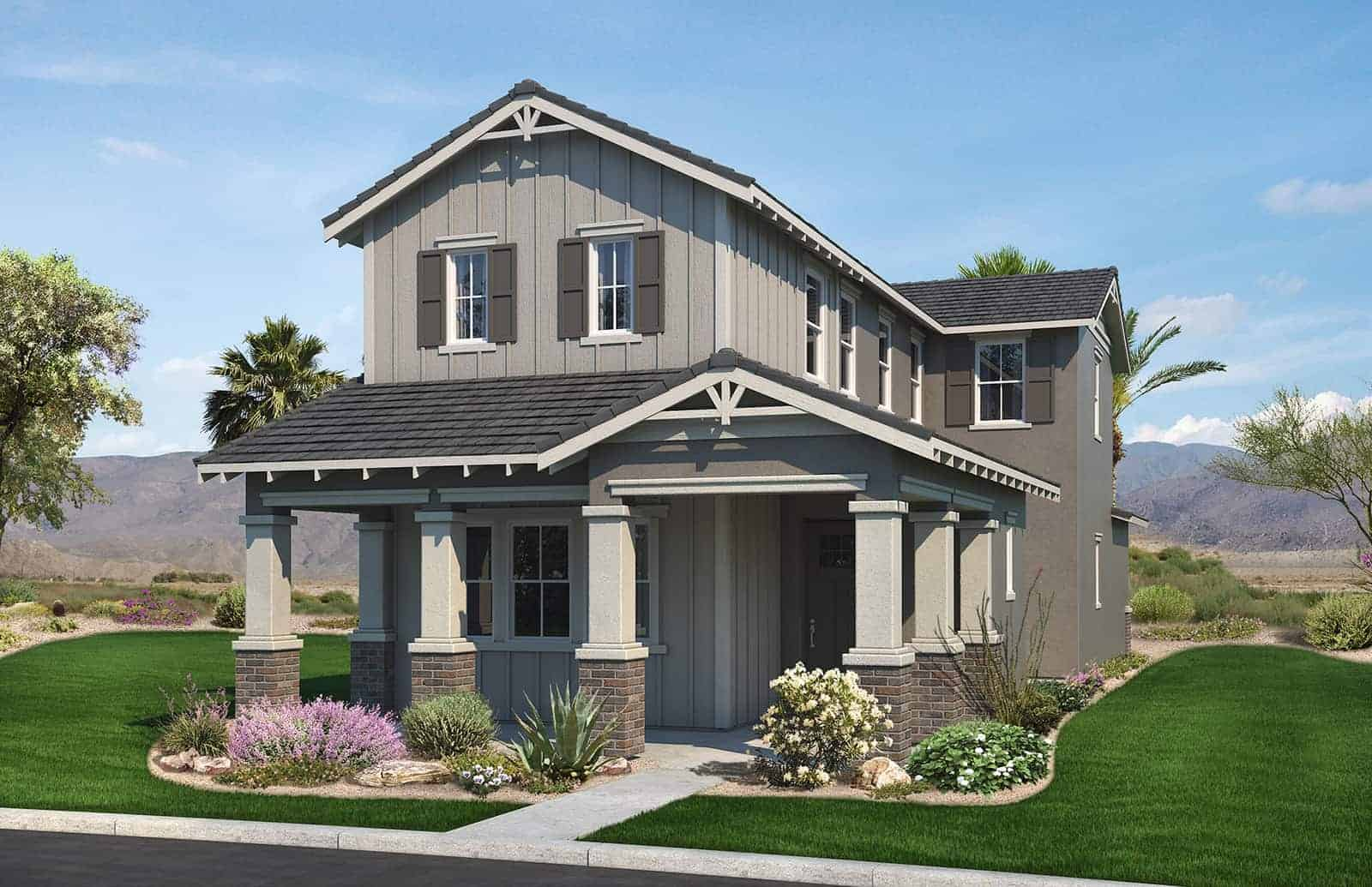 Cottages at Verrado | Residence 1 | Plan C