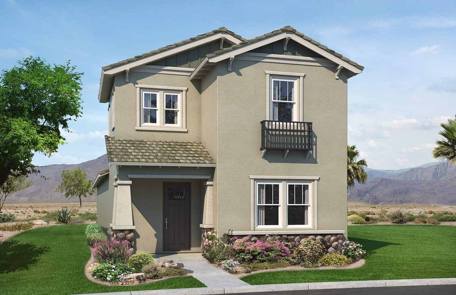 Cottages at Verrado   Residence 2   Plan A