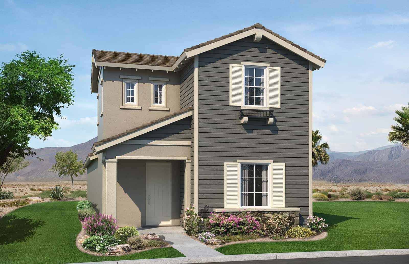 Cottages at Verrado   Residence 2   Plan B