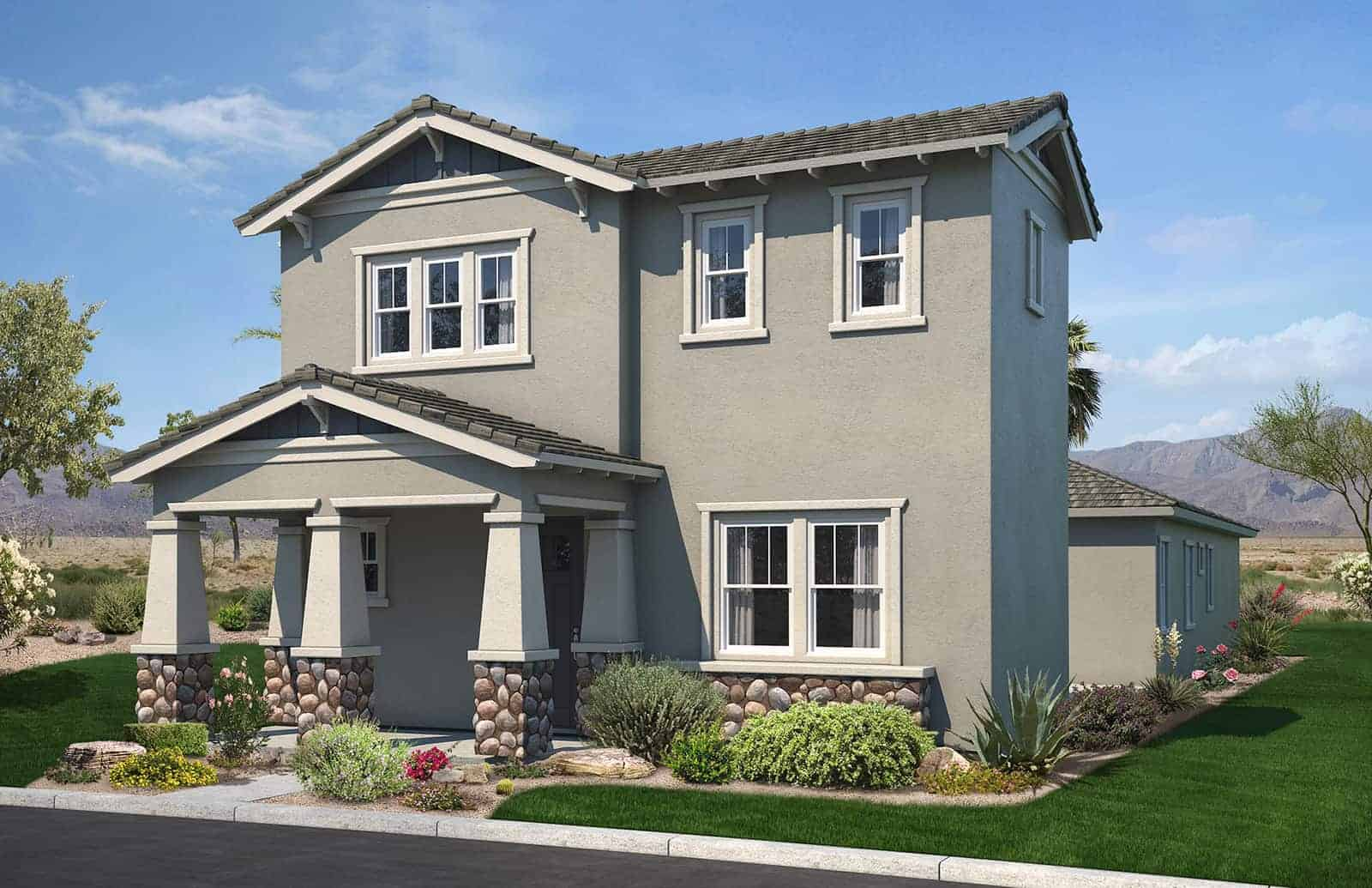 Cottages at Verrado | Residence 3 | Plan A