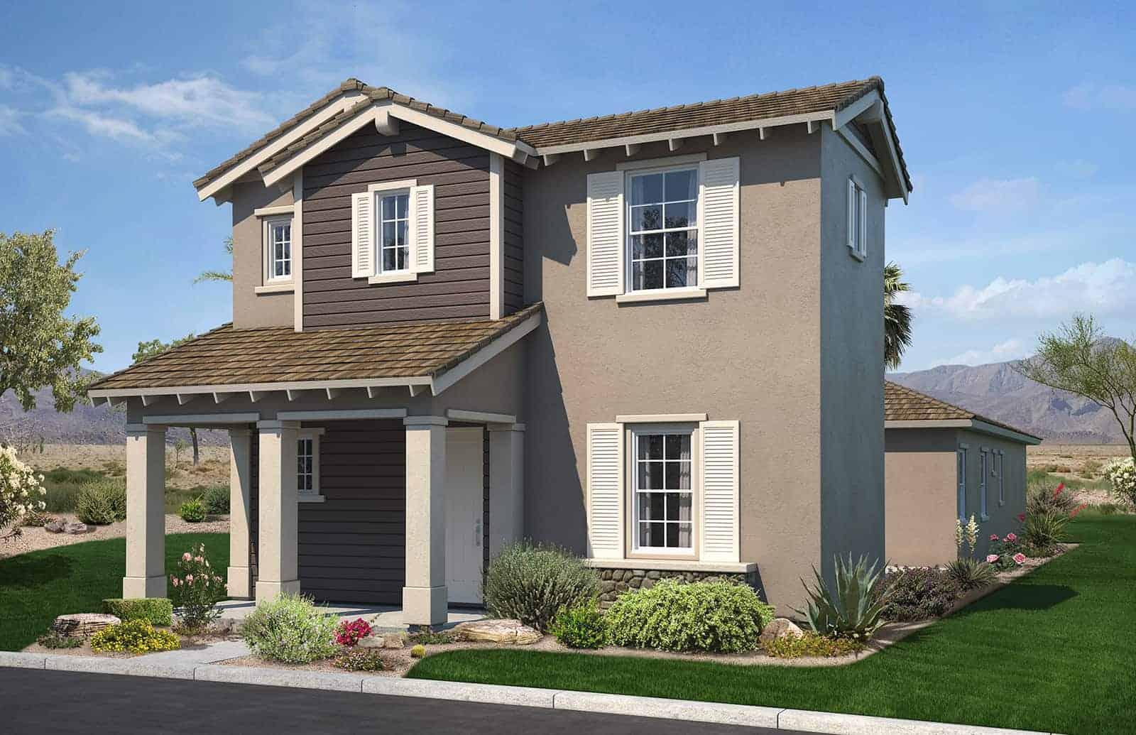 Cottages at Verrado   Residence 3   Plan B