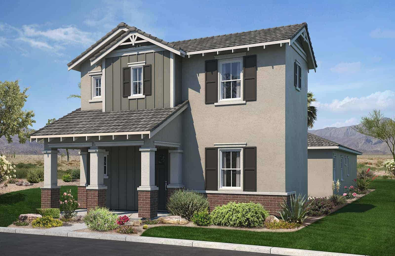Cottages at Verrado | Residence 3 | Plan C