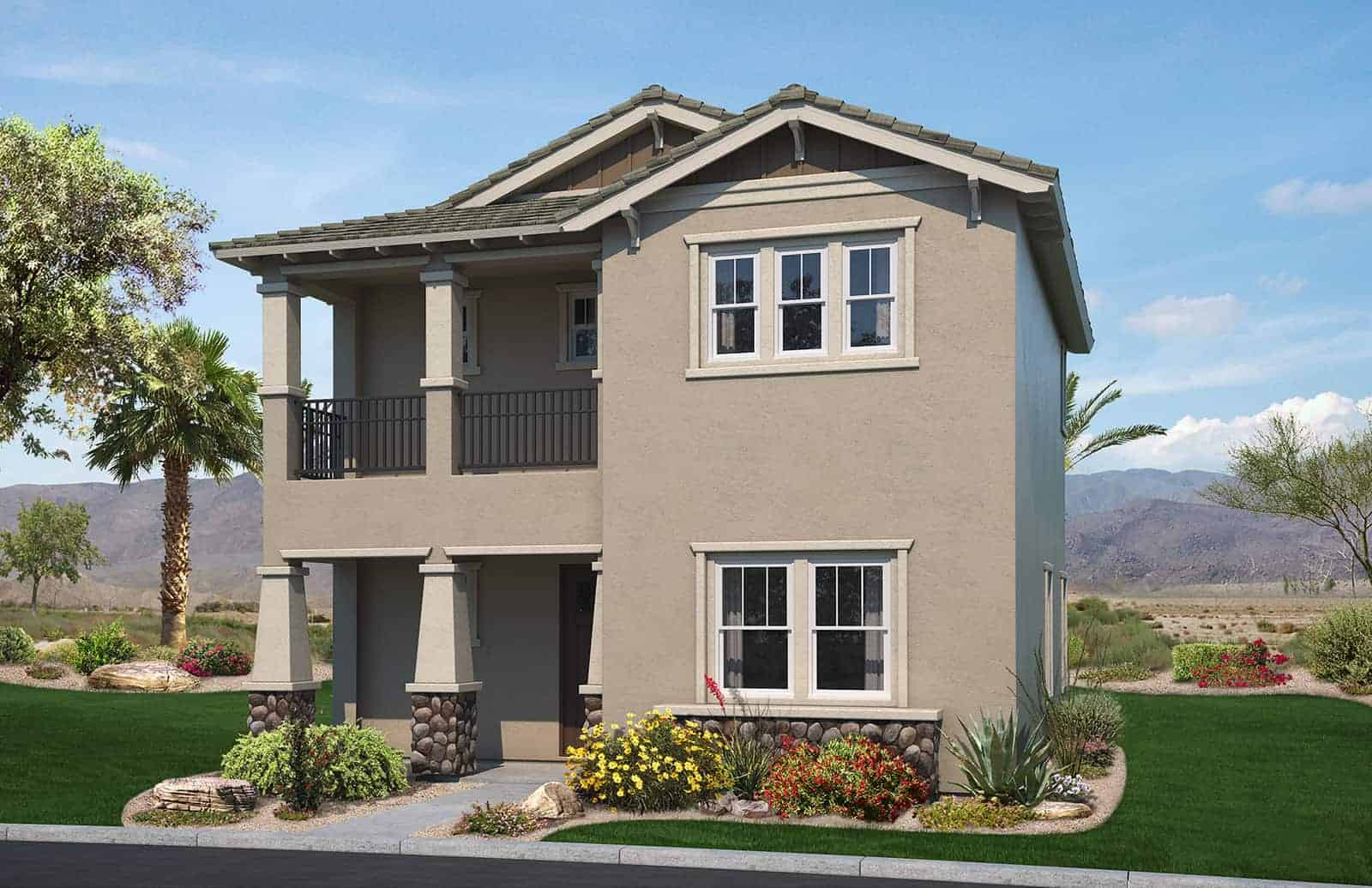 Cottages at Verrado | Residence 4 | Plan A