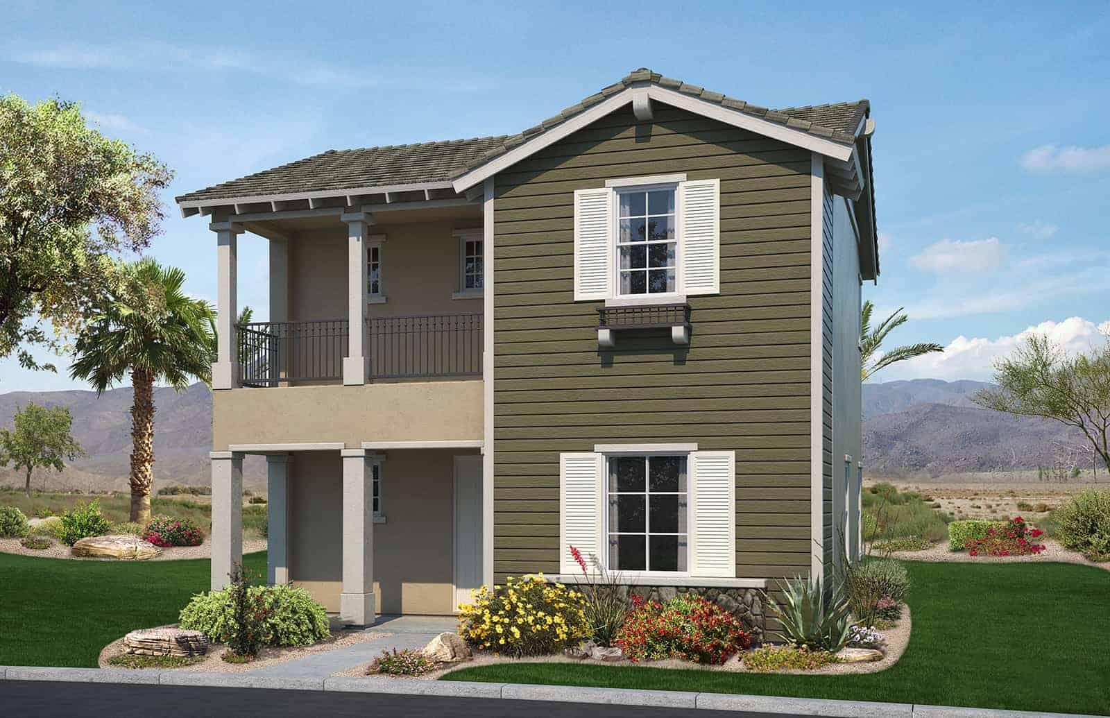Cottages at Verrado   Residence 4   Plan C