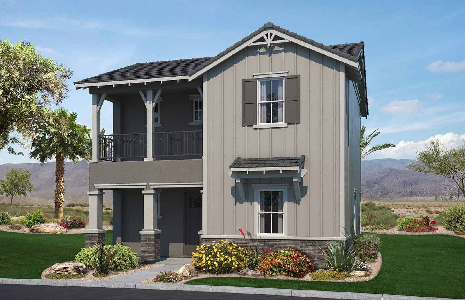 Cottages at Verrado | Residence 4 | Plan C