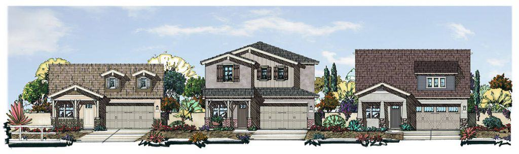 Desert Place | Morrison Ranch | Porchlight Homes